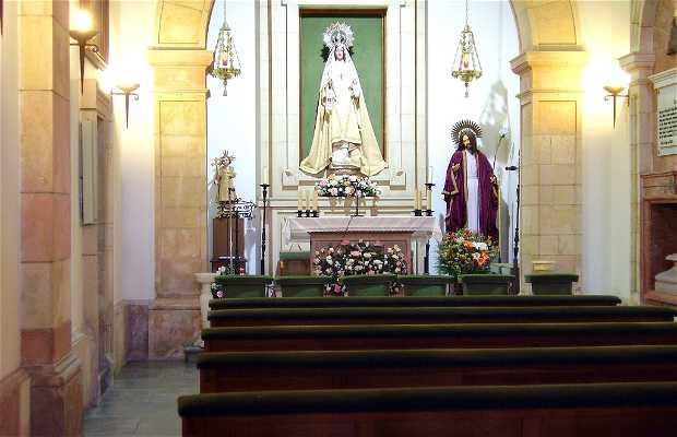 Los Remedios Chapel