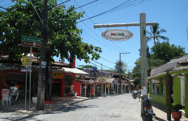 Calle del Mucugê