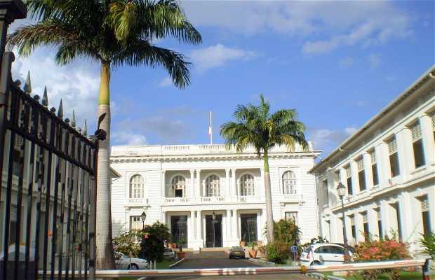 Préfecture de la Martinique-Maison du gouvernement