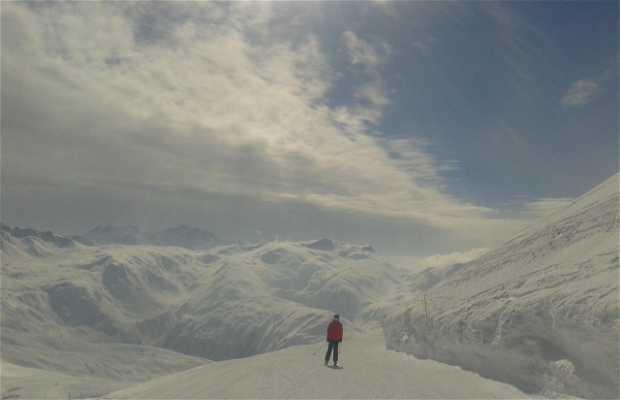 Station de ski Saint Gervais - Mont Blanc