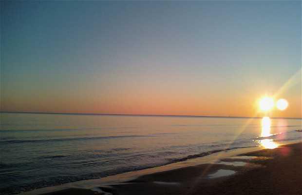 Playa La Grande Motte