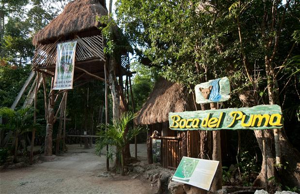 Parque ecologico Boca del Puma