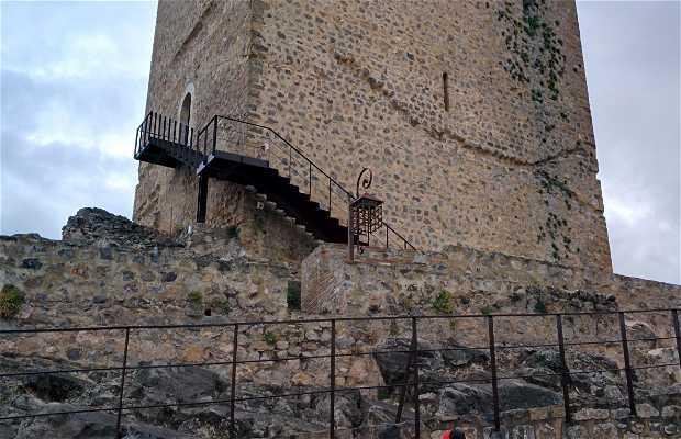 Visita teatralizada al Castillo de Alcaudete