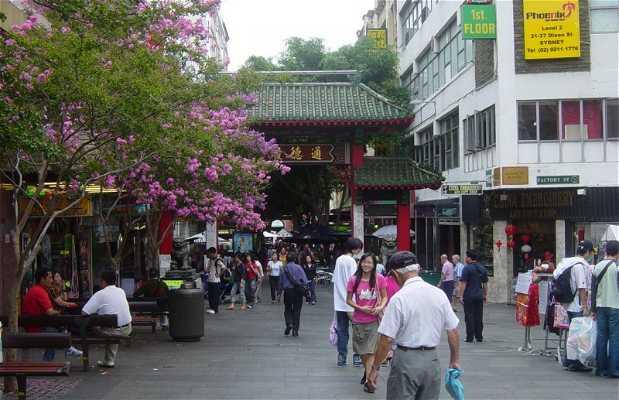 Chinatown di Sydney