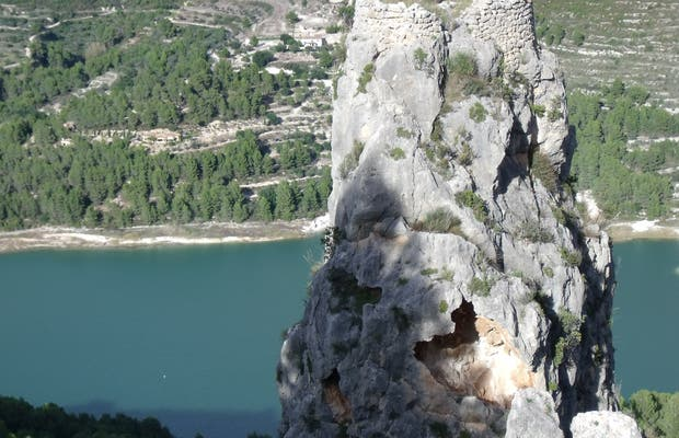 Viewpoint of Guadalest