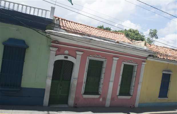 Casas del Casco Histórico de Petare