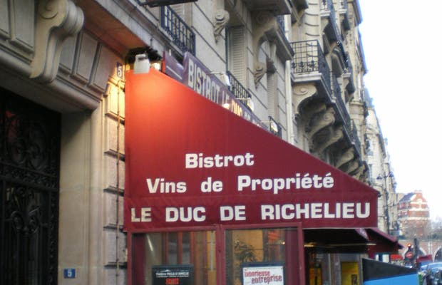 El Duque de Richelieu