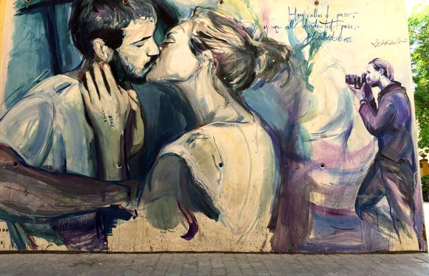 Ruta Street Art: Valencia On Fire