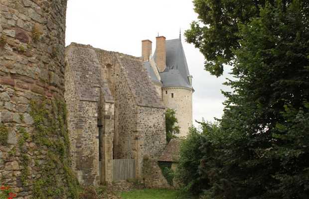 Castillo de Sainte-Suzanne