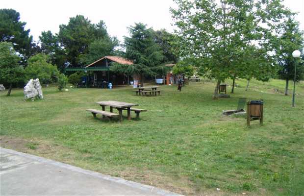 Area recreativa de Ardines La Moria