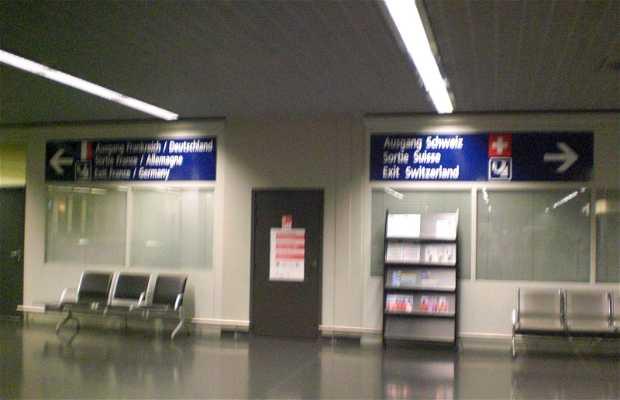 Aeropuerto Bale Mulhouse
