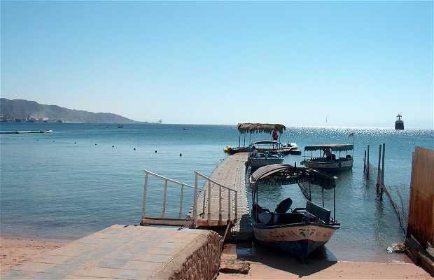Spiaggia di Aqaba