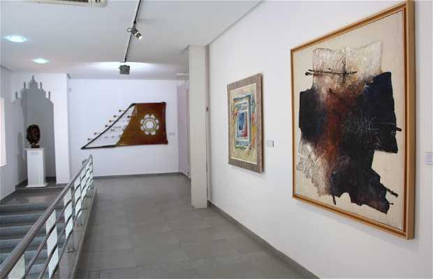 Centro de Arte Moderno.