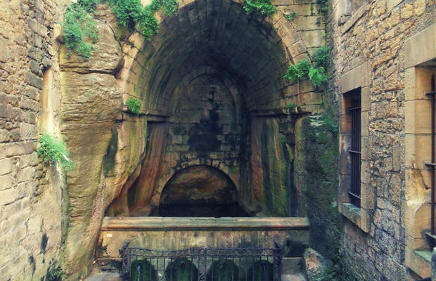 Sainte Marie Fountain