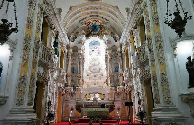 Iglesia de Santa Cruz dos Militares