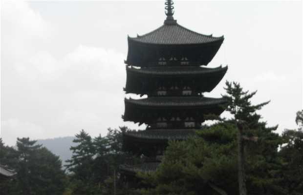 Kōfuku-ji di Nara