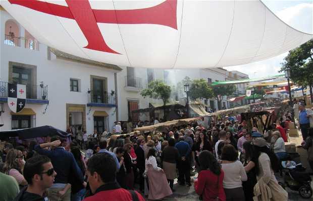 Feria Medieval del Descubrimiento