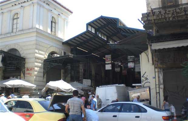 Mercado de pescado de Atenas