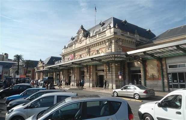 Estacion de Niza