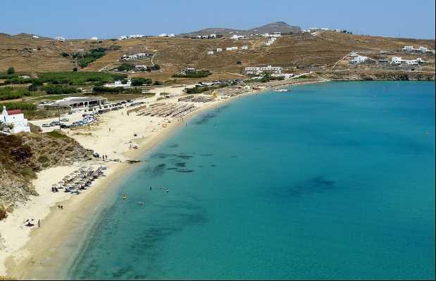 Praia Kalo Livadi