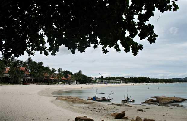 Praia North Chaweng