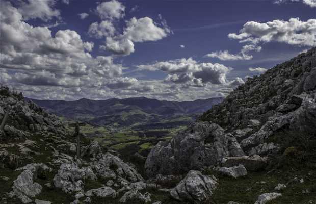 Mirador de Pozalagua