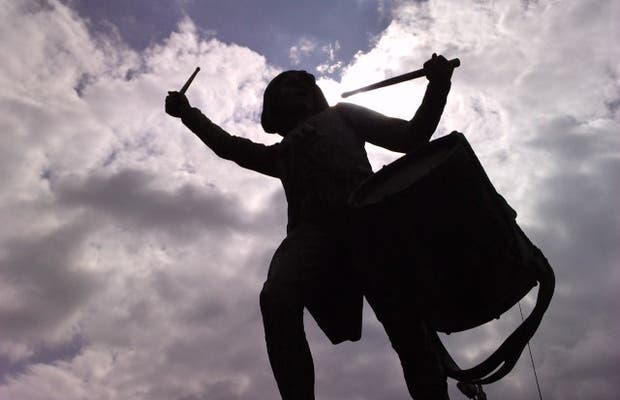 Estatua patriot