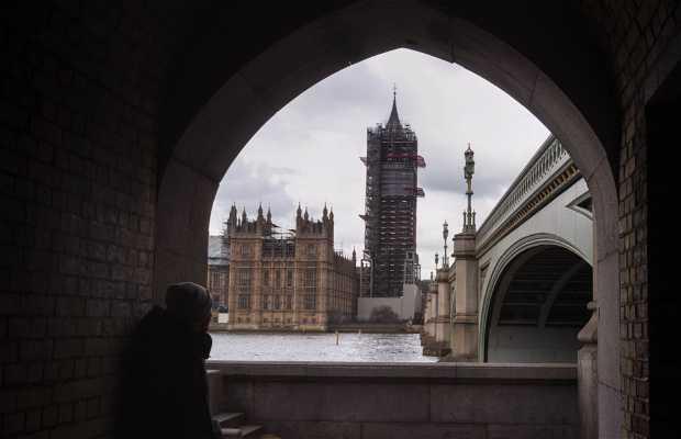 Arco del Puente de Westminster