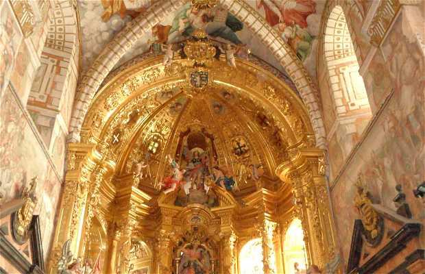 Iglesia de Santa Maria de Huerta