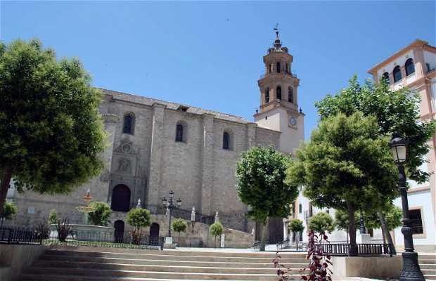 Plaza e Iglesia Mayor