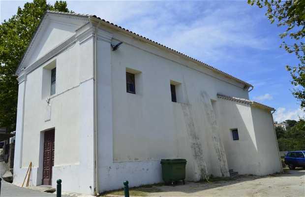 Iglesia y campanario de Solaro