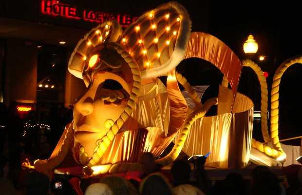 Carnevale in Quebec