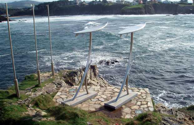 Homenaje al Surf