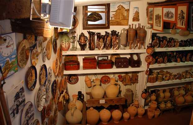 Artesanía en Cuenca