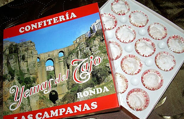 """PASTELERIA """"LAS CAMPANAS"""" Yemas del Tajo (Ronda-Málaga)"""