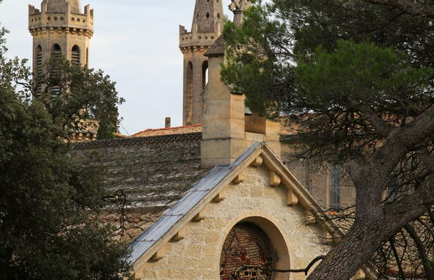 Abadia St Michel de Frigolet