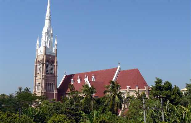 El Barrio Chino de Yangon