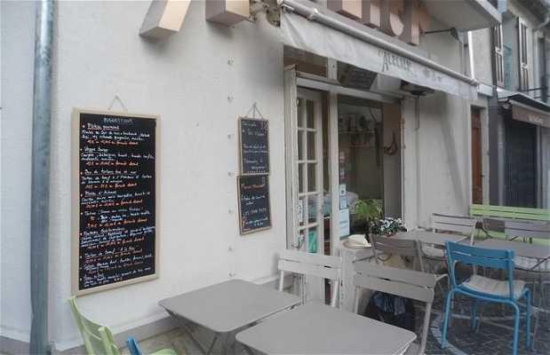Le restaurant l'Atelier
