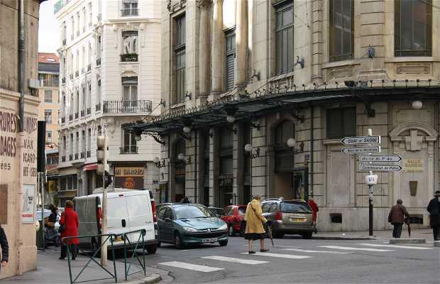 Quartier de La Martinière