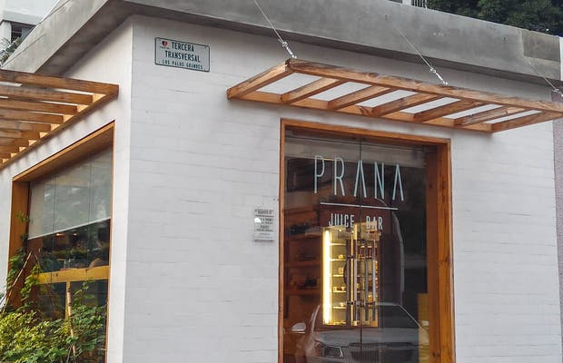 Prana Juice Bar