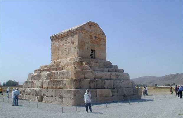 Tumba de Ciro el Grande