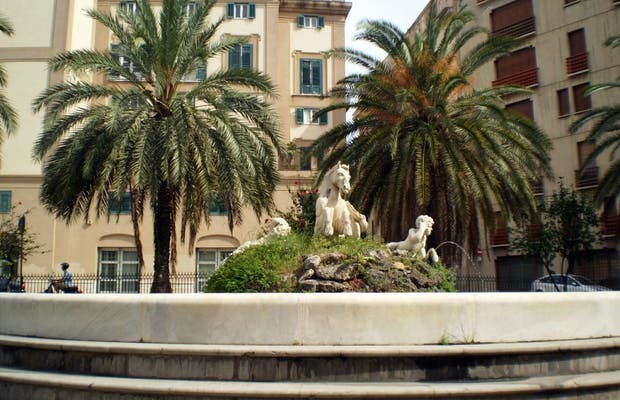 Plaza San Spirito