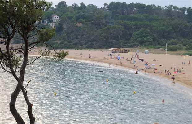 El Castell Beach