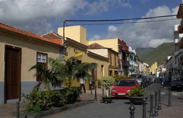 San Sebastián della Gomera