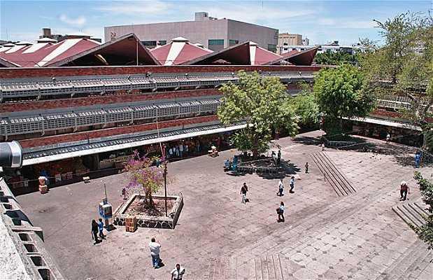 Mercado Municipal de Guadalajara