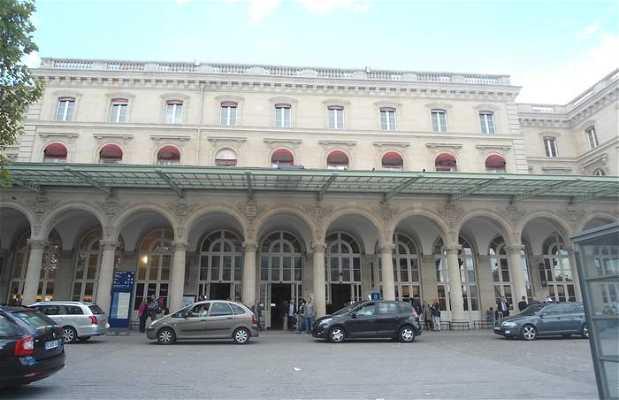 Estación del Este - Gare de l'Est
