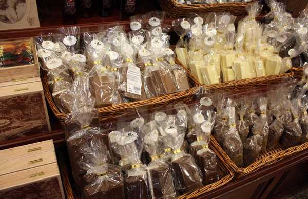 Fassbender & Rausch Chocolatiers: Schokoladenhaus