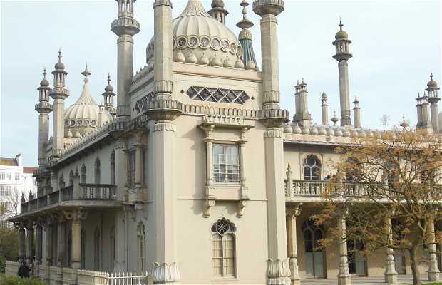 Giardini del Padiglione Reale di Brighton