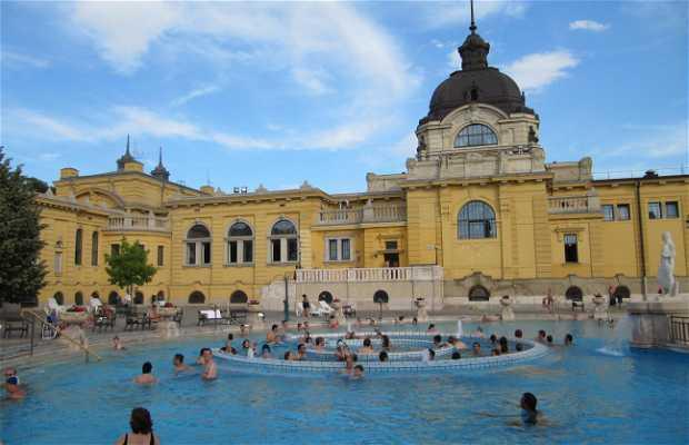 Banhos termais de Széchenyi em Budapeste: 60 opiniões e 190 fotos