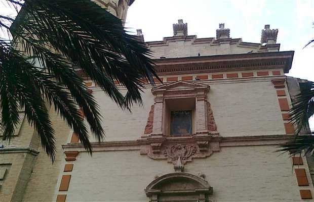 Eglise de San Valero y San Vicente Martir